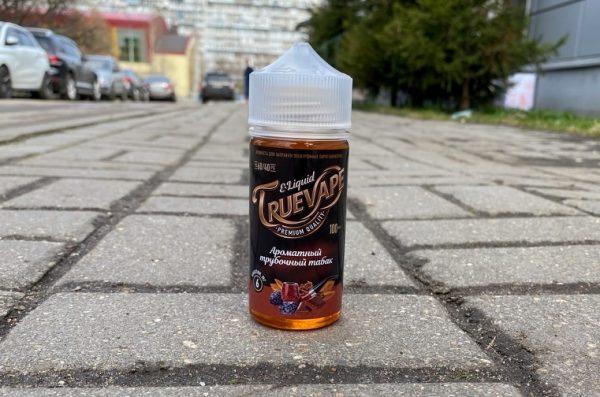 Жидкость Truevape Ароматный трубочный табак вкусипар.рф