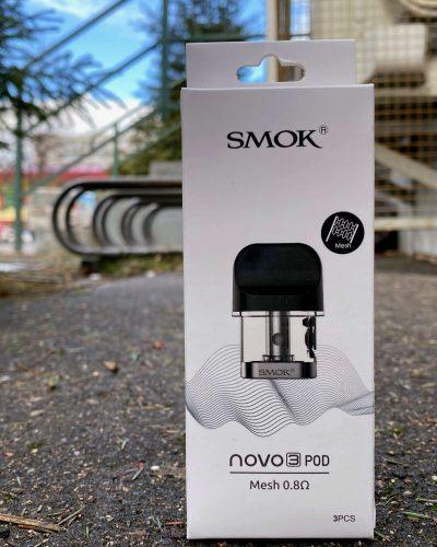 Картриджи на Pod Smok Novo 3 испарители вкусипар.рф смок ново 3