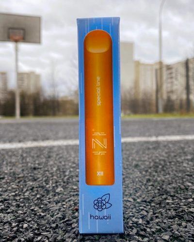 Одноразовый вейп электронная сигарета одноразка IZI XLL Hawaii вкусипар.рф