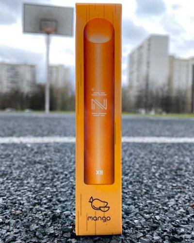Одноразовый вейп электронная сигарета одноразка IZI XLL Mango вкусипар.рф