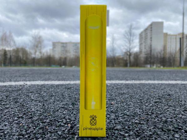 Одноразовый вейп электронная сигарета одноразка IZI XLL Pineapple вкусипар.рф