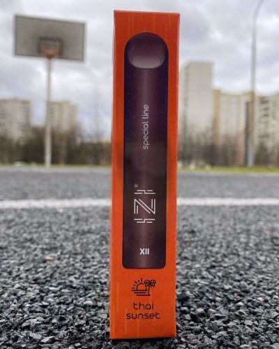 Одноразовый вейп электронная сигарета одноразка IZI XLL Thau sunset вкусипар.рф