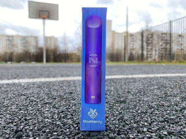 Одноразовый вейп электронная сигарета одноразка IZI XLL blueberry вкусипар.рф