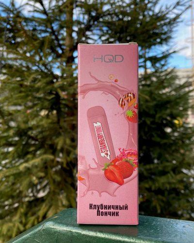 Pod Hqd Mega Клубничный Пончик вкусипар.рф
