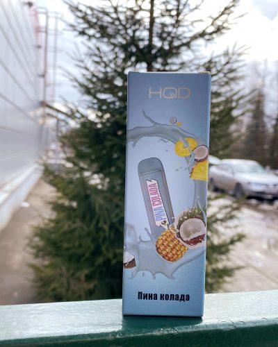 Pod Hqd Mega Пина колада вкусипар.рф