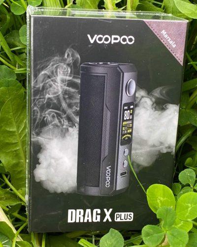 Бокс Мод Voopoo Drag x Plus вкусипар.рф