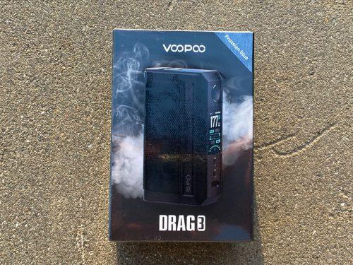 Бокс мод Voopoo Drag 3 вкусипар.рф