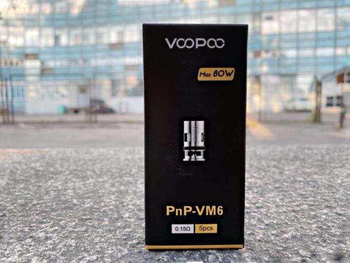Испаритель Voopoo Pnp-VM6