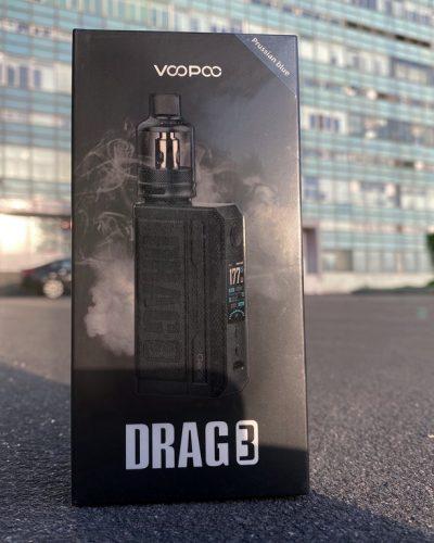 Набор Voopoo Drag 3 драг 3 вкусипар.рф