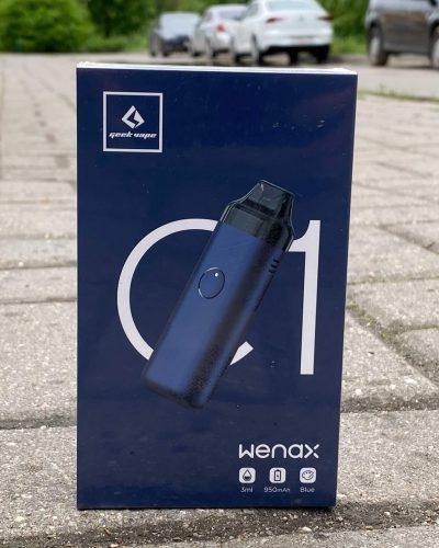 Geek Vape Wenax C1 вкусипар.рф