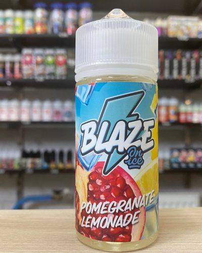 Жидкость Жидкость Blaze On Ice Pomegrantae Lemonade вкусипар.рф