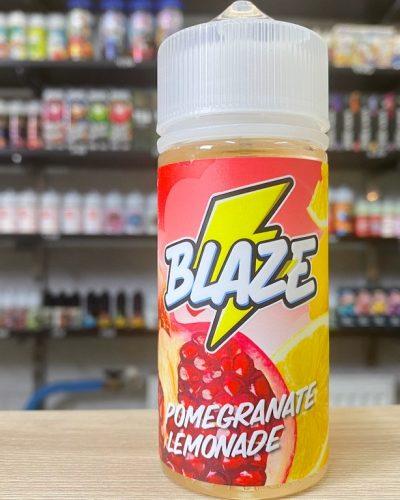 Жидкость Жидкость Blaze Pomegrantae Lemonade вкусипар.рф