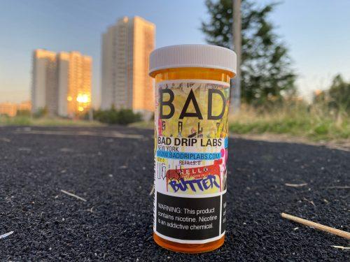 Жидкость Bad Drip Salt Ugly Butter вкусипар.рф