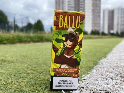 Жидкость Ballu Ekolu вкусипар.рф