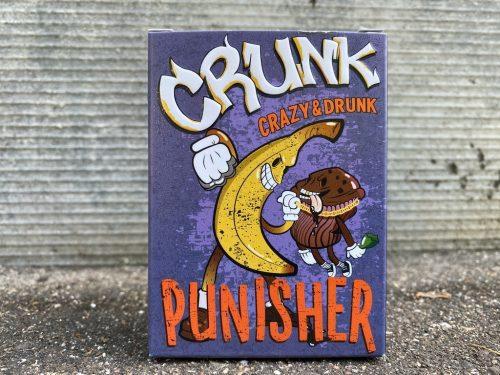 Жидкость Crunk Salt Punisher вкусипар.рф