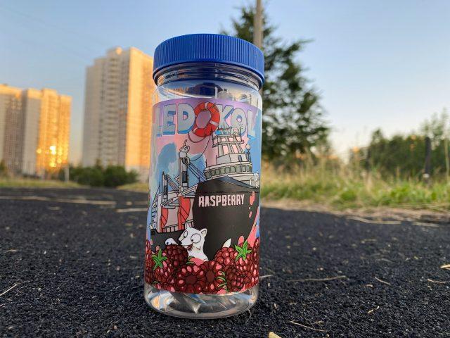 Жидкость Ledokol Raspberry вкусипар.рф