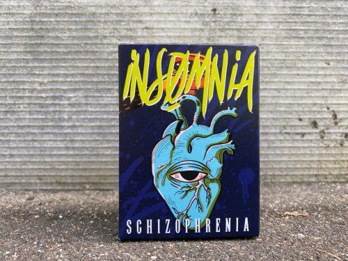 Жидкость Schizophrenia Salt Insomnia вкусипар.рф