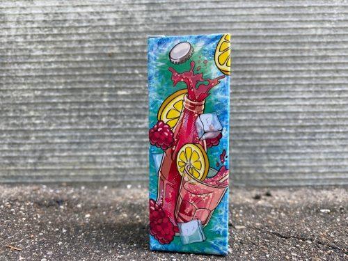 Жидкость Strike Ice Salt Raspberry вкусипар.рф