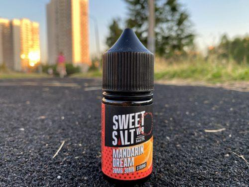 Жидкость Sweet Salt Mandarin Dream вкусипар.рф