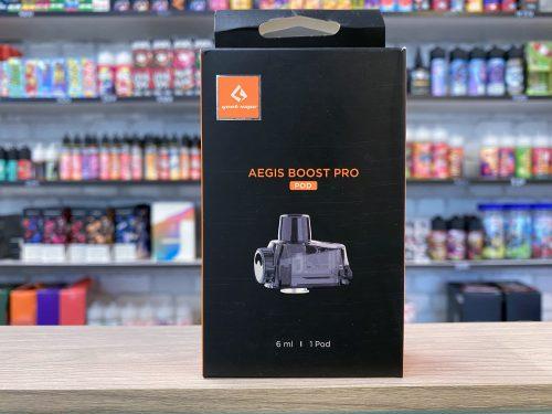 Пустой картридж на Aegis Boost Pro вкусипар.рф