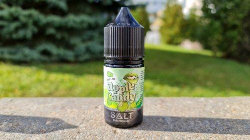 Жидкость ElectroJam Salt Apple Candy вкусипар.рф