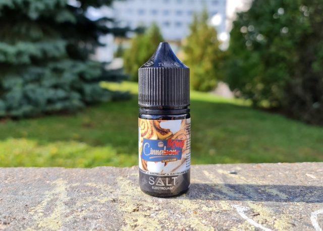 Жидкость ElectroJam Salt Cinnabomb вкусипар.рф