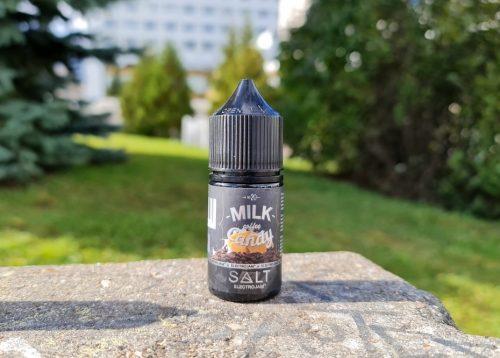 Жидкость ElectroJam Salt milk coffee candy вкусипар.рф